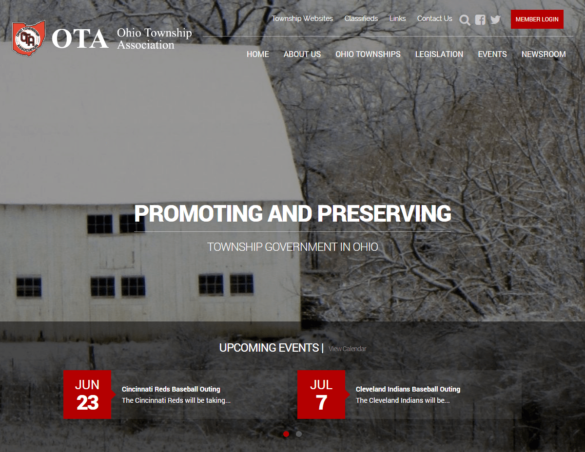 Ohio Township Association